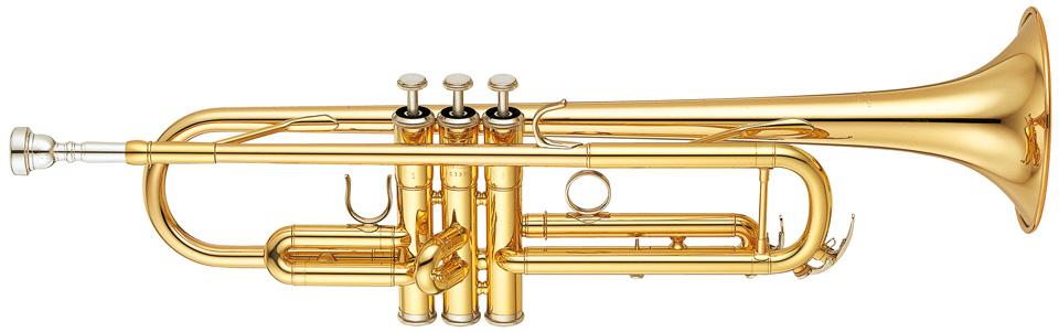 Trumpet Yamaha Or